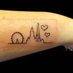 02-04-2015 Tattoo Skyline