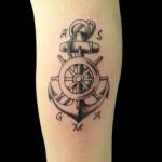 09-11-2015 Tattoo Ancora