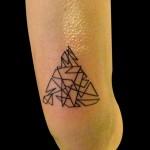 13-04-2017 Tattoo Triangolo