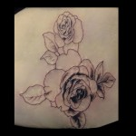 18-03-2015 Tattoo Rose