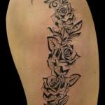 18-08-2015 Tattoo Floreale