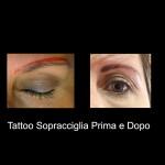 20-02-2015 Tattoo Sopracciglia