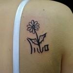 31-03-2015 Tattoo Fiore