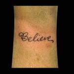 31-03-2017 Tattoo Scritta